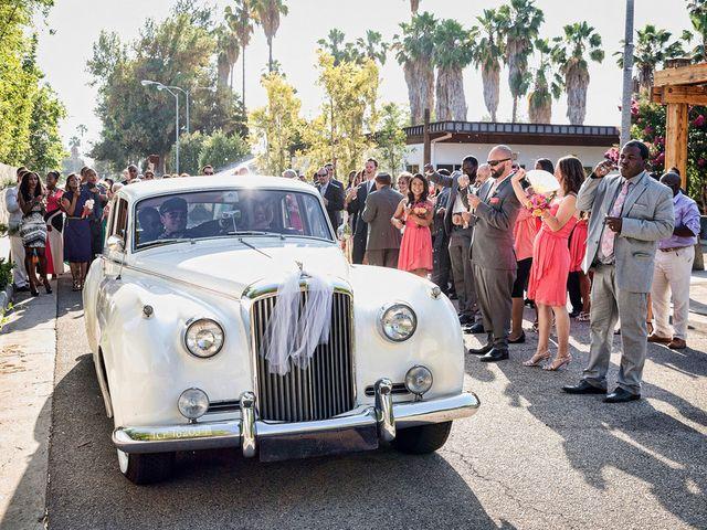 Rachel and Garry's Wedding in Van Nuys, California 12