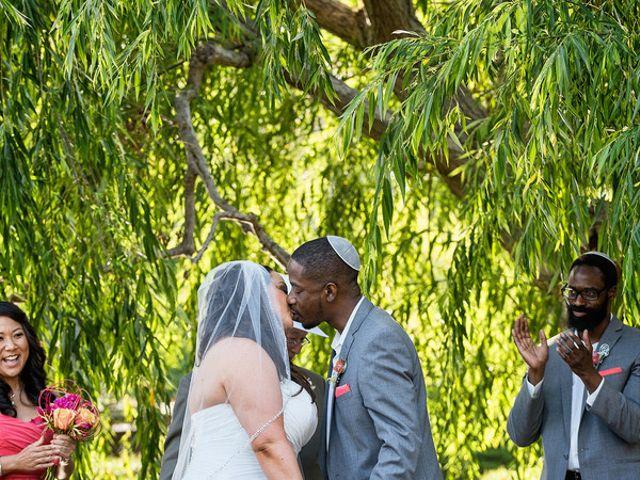 Rachel and Garry's Wedding in Van Nuys, California 10