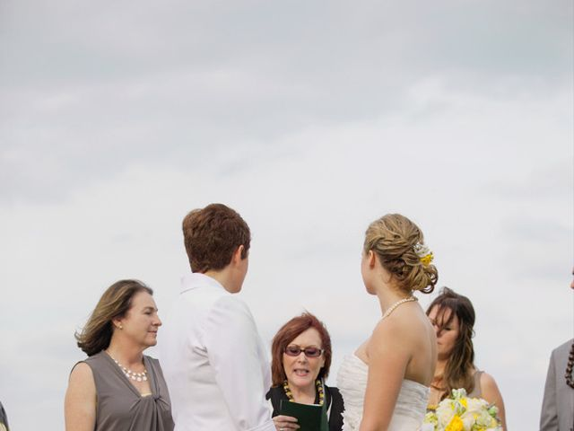 Heather and Kristy's Wedding in Lake Dallas, Texas 10