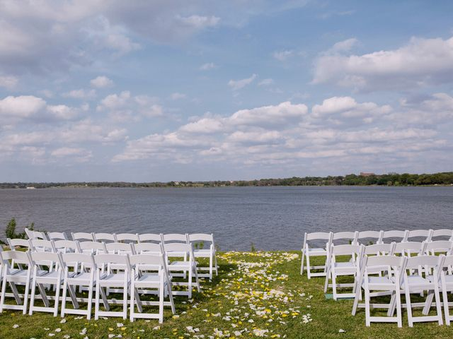 Heather and Kristy's Wedding in Lake Dallas, Texas 4