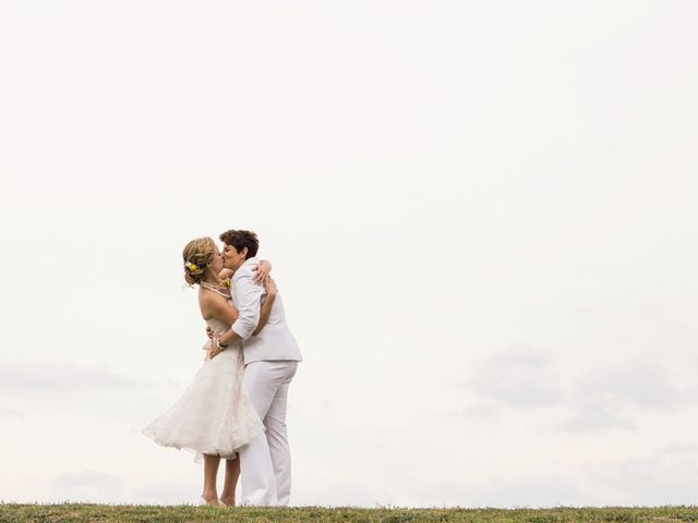 Heather and Kristy's Wedding in Lake Dallas, Texas 13