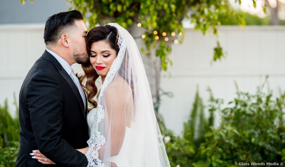 Caselyn and Andy's Wedding in Anaheim, California