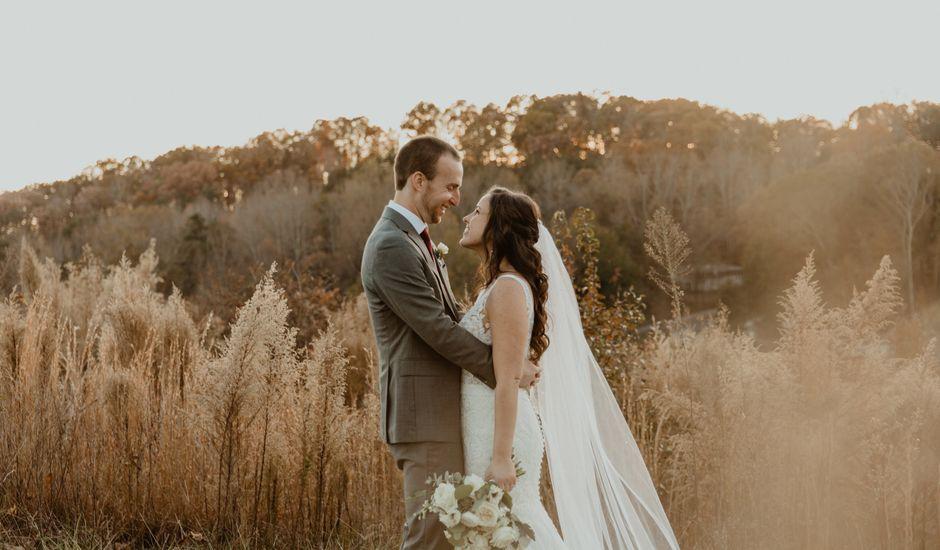 Steven and Lauren's Wedding in Travelers Rest, South Carolina