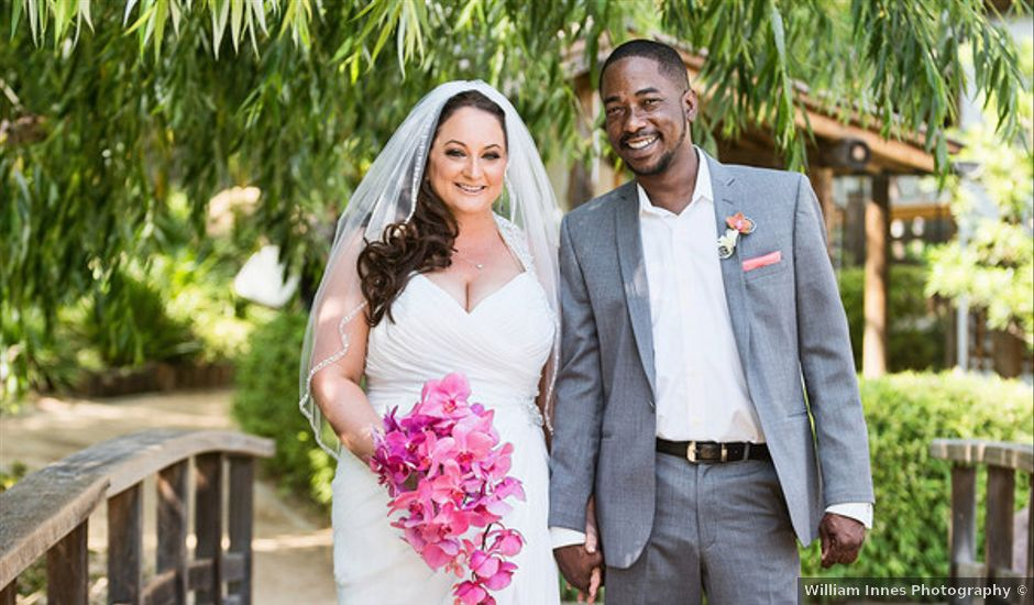 Rachel and Garry's Wedding in Van Nuys, California