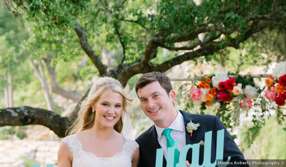 Aryn and Eddie's Wedding in Spring Branch, Texas