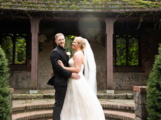 The wedding of Lindsay and Richard