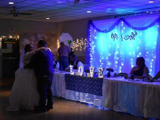 The wedding of Amber and Nick 1