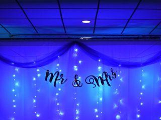 The wedding of Amber and Nick 2