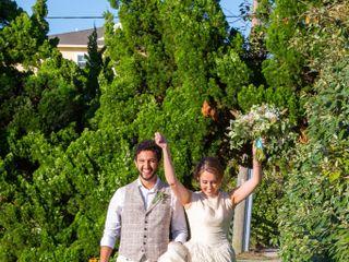 The wedding of Stephanie and Laith 1