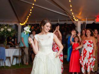 The wedding of Stephanie and Laith 2