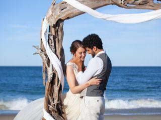 The wedding of Stephanie and Laith