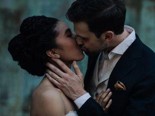 The wedding of Kayla and Zach