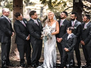 The wedding of Kacey and Pedro 1