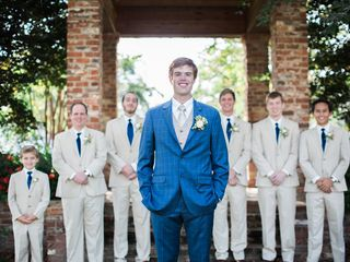 Rebecca and Matthew's Wedding in Taylor, Mississippi 3