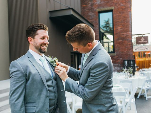 Ben and Andy's Wedding in Seattle, Washington 5