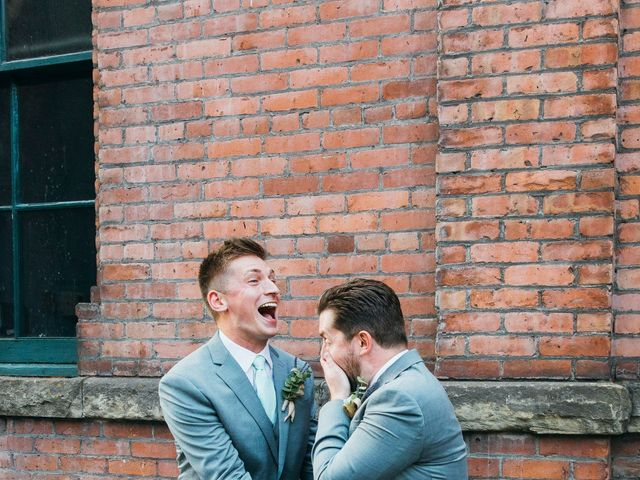 Ben and Andy's Wedding in Seattle, Washington 7