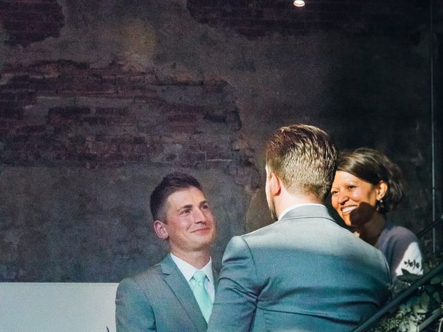 Ben and Andy's Wedding in Seattle, Washington 11