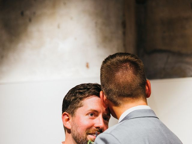 Ben and Andy's Wedding in Seattle, Washington 15