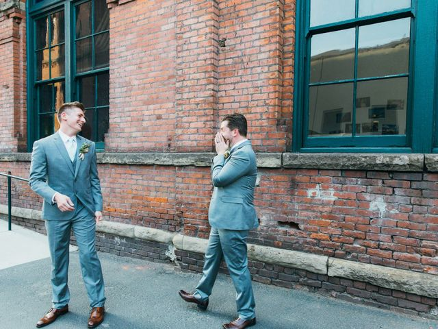 Ben and Andy's Wedding in Seattle, Washington 24