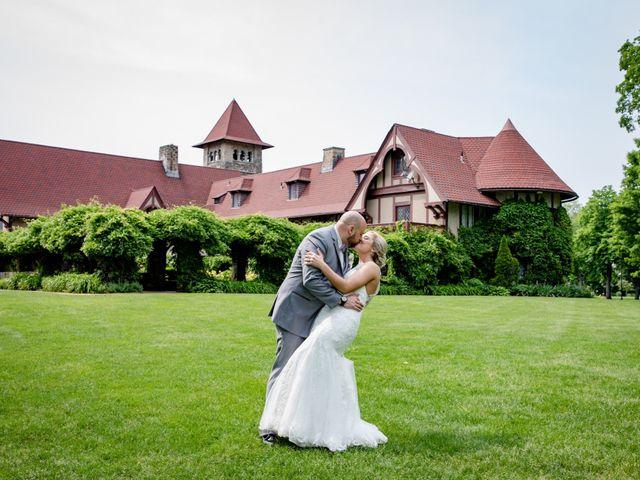 Matthew and Heather's Wedding in Portland, Connecticut 11