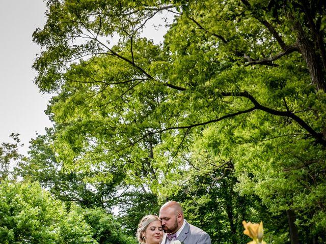 Matthew and Heather's Wedding in Portland, Connecticut 25