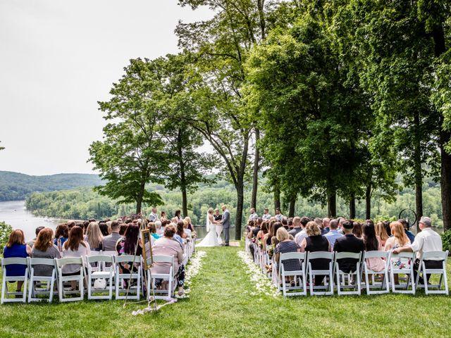 Matthew and Heather's Wedding in Portland, Connecticut 5