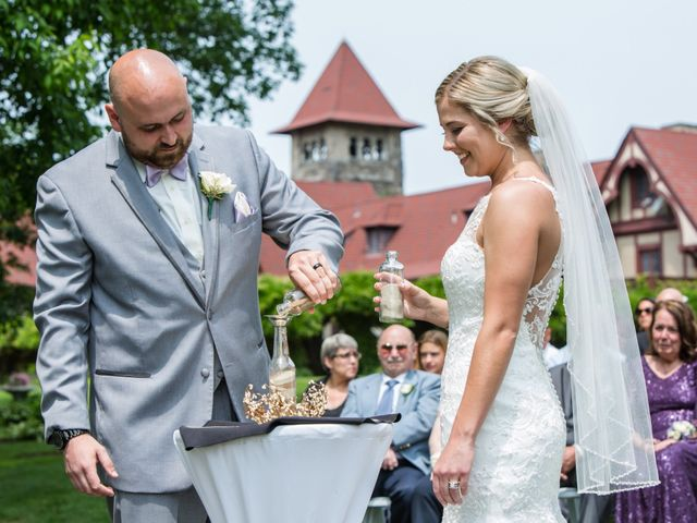 Matthew and Heather's Wedding in Portland, Connecticut 6