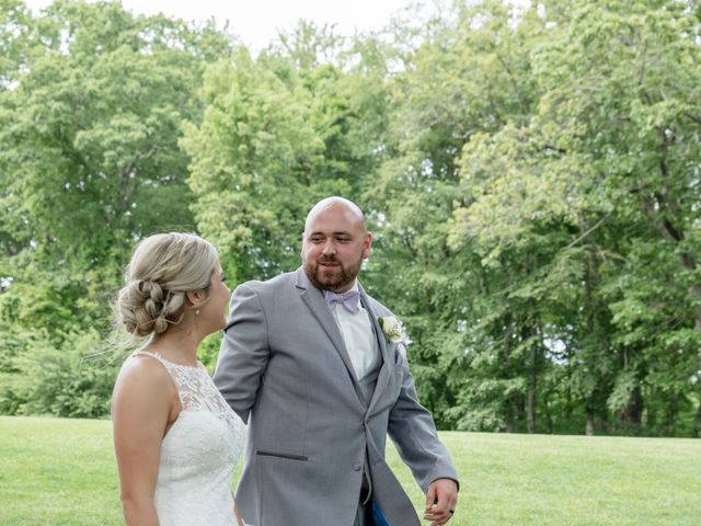 Matthew and Heather's Wedding in Portland, Connecticut 9