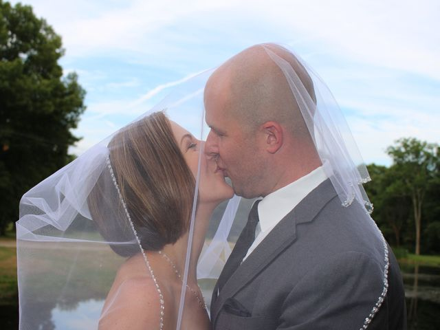 The wedding of Paula and Erik