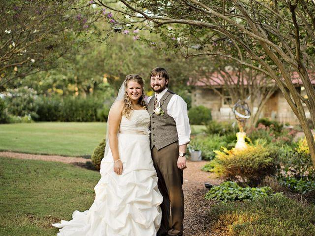 The wedding of Travis and Alexandria