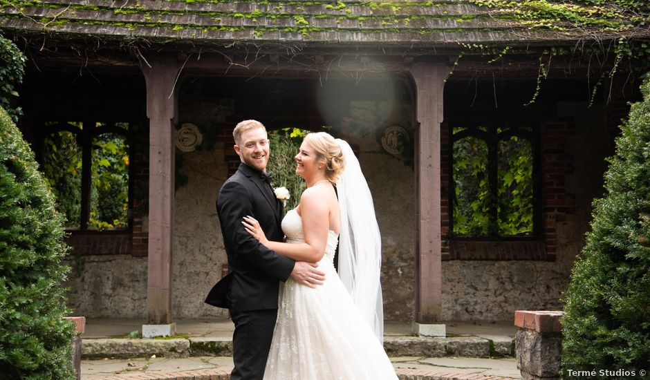 Richard and Lindsay's Wedding in Worcester, Massachusetts