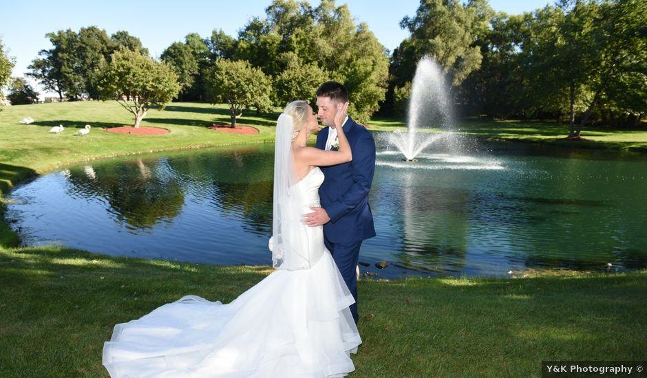 Ben and Brittany's Wedding in Lake Zurich, Illinois