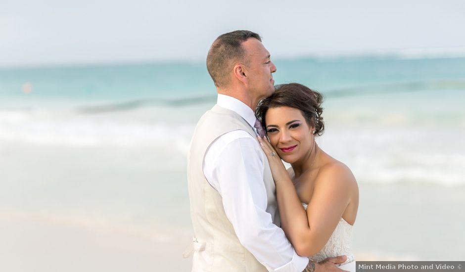 Carlos and Melanie's Wedding in Punta Cana, Dominican Republic