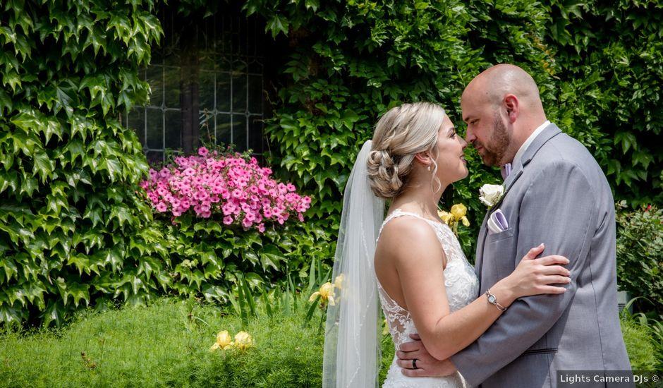 Matthew and Heather's Wedding in Portland, Connecticut