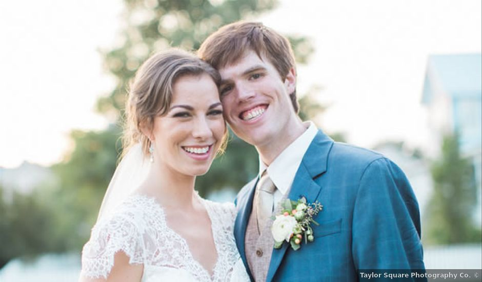 Rebecca and Matthew's Wedding in Taylor, Mississippi
