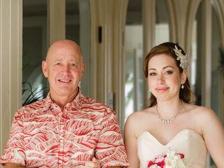 Adelaid and Toni's Wedding in Honolulu, Hawaii 7