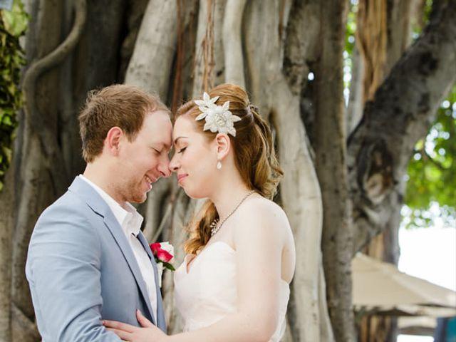 The wedding of Toni and Adelaid
