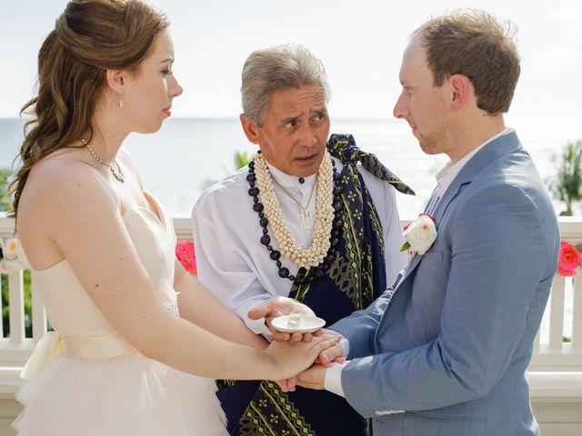 Adelaid and Toni's Wedding in Honolulu, Hawaii 9