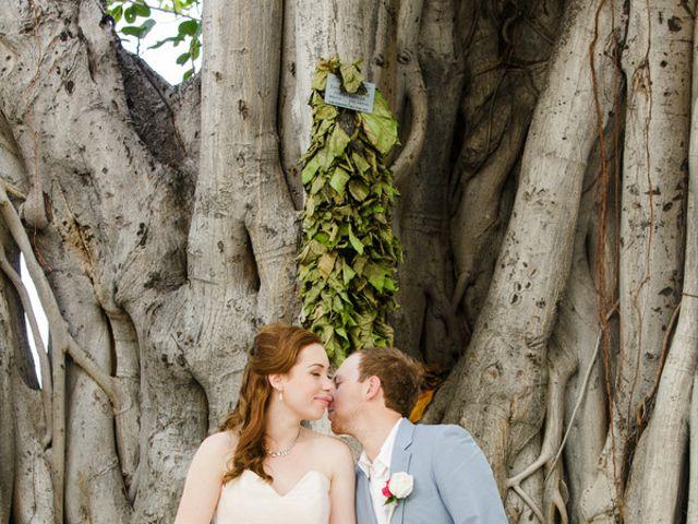 Adelaid and Toni's Wedding in Honolulu, Hawaii 11