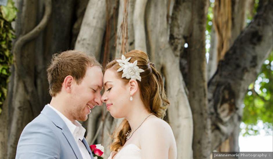 Adelaid and Toni's Wedding in Honolulu, Hawaii