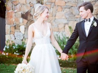 The wedding of Emily and Evan 1