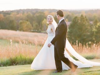 The wedding of Emily and Evan