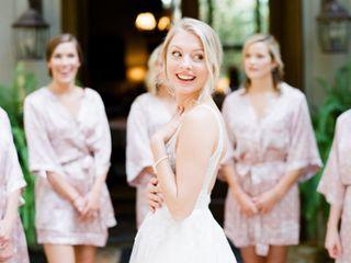 Evan and Emily's Wedding in Alexander City, Alabama 17