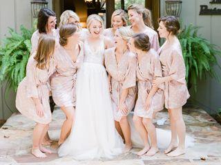 Evan and Emily's Wedding in Alexander City, Alabama 19