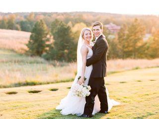 Evan and Emily's Wedding in Alexander City, Alabama 41
