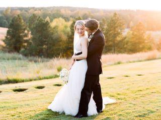 Evan and Emily's Wedding in Alexander City, Alabama 42