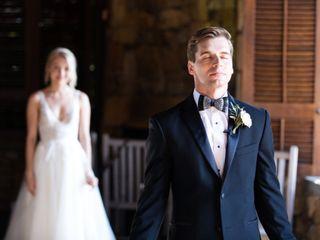 Evan and Emily's Wedding in Alexander City, Alabama 63