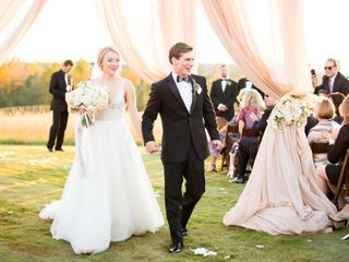 Evan and Emily's Wedding in Alexander City, Alabama 78