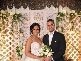 The wedding of Elianna and Fernie