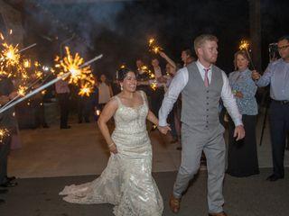 The wedding of Raquel and Aaron 1